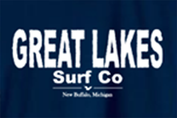 Great Lakes Surf Co Shirt (Blue)