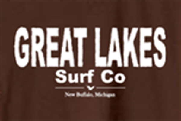 Great Lakes Surf Co Shirt (Chocolate)