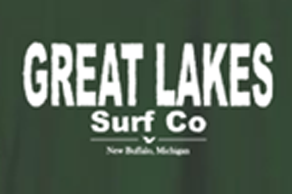 Great Lakes Surf Co Shirt (Green)